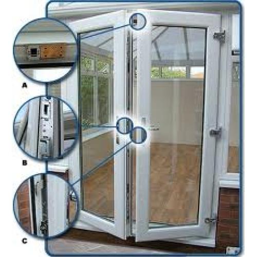 قفل یراق آلات سیستم در و پنجره کرج