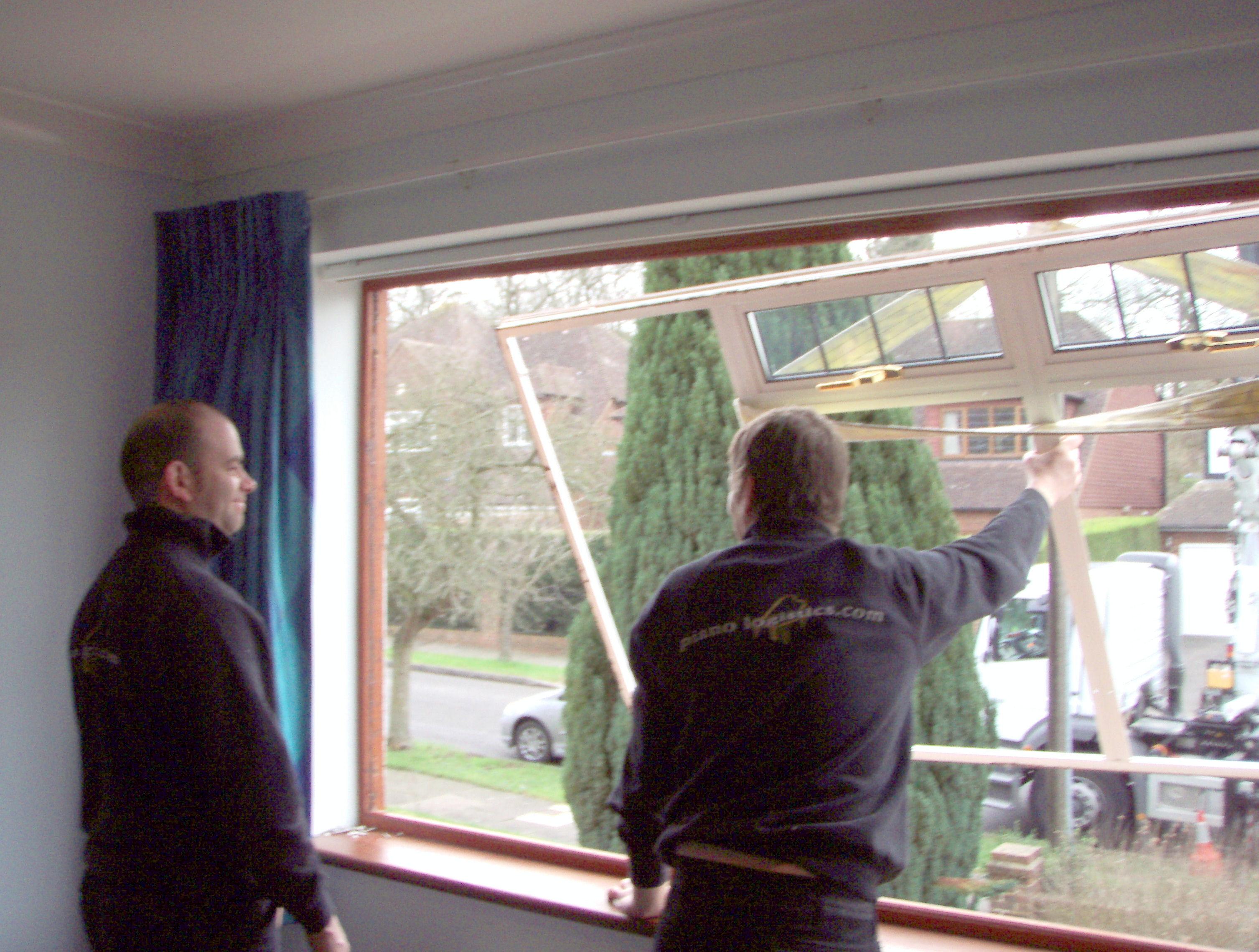 تعویض پنجره های قدیمی با دوجداره در کرج