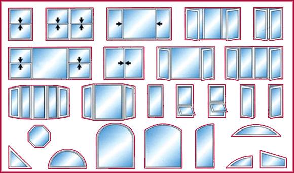 قیمت پنجره های دوجداره در البرز کرج